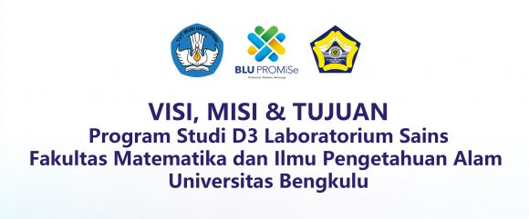 Visi, Misi & Tujuan Program Studi